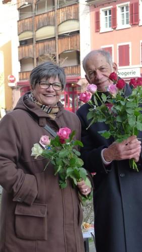 Stefi und Hans